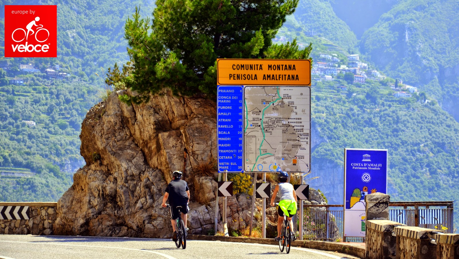 cycling shore excursions napoli sorrento amalfi