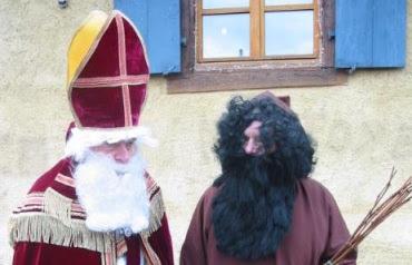 Top 10 des Père Fouettard les plus effrayants
