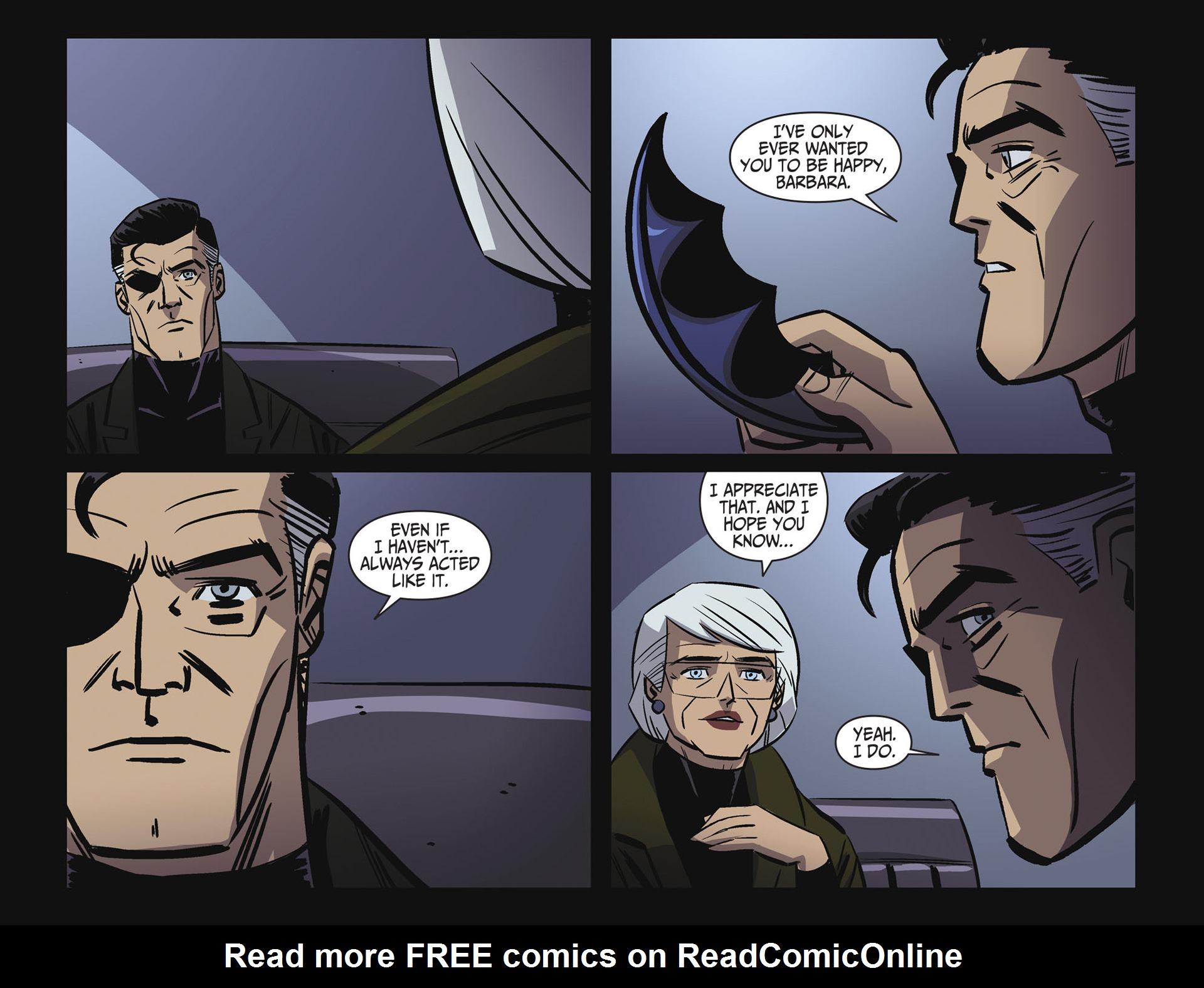 Batman Beyond 2.0 #16 #25 - English 14