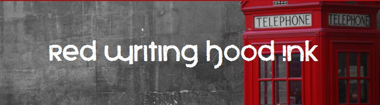 Red Writing Hood Ink -the agent's blog