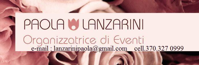 Paola Lanzarini Organizzatrice di eventi