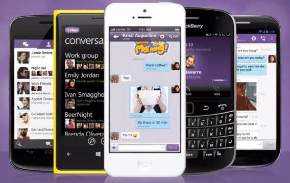 Информационная безопасность: Viber, персональные данные, хакеры, взлом, шпи
