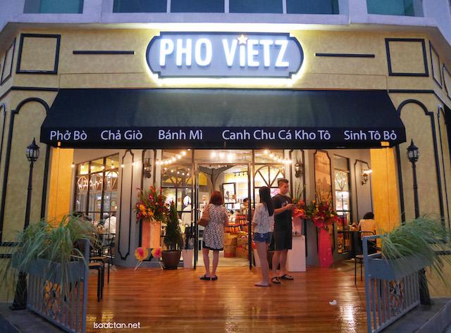 PHO VIETZ Authentic Vietnamese Cuisine @ Sri Petaling Kuala Lumpur
