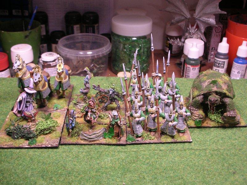 elves - Hordes of the things Elves HighElfesArmyHP1