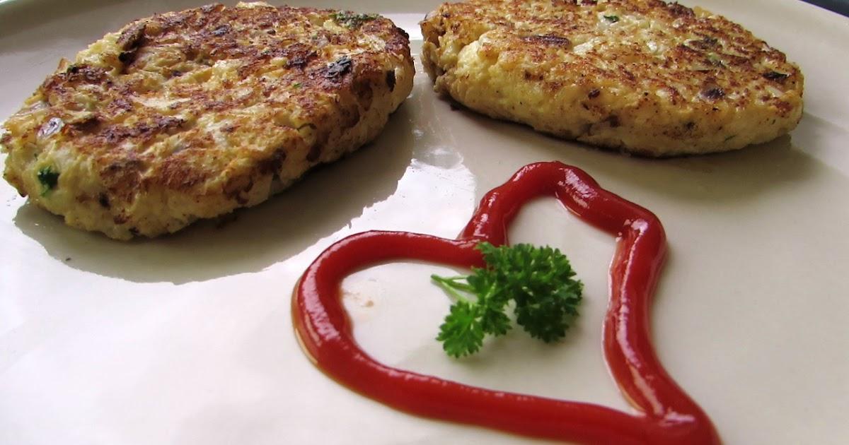 Comer rico y sano: Hamburguesas de coliflor - photo#44