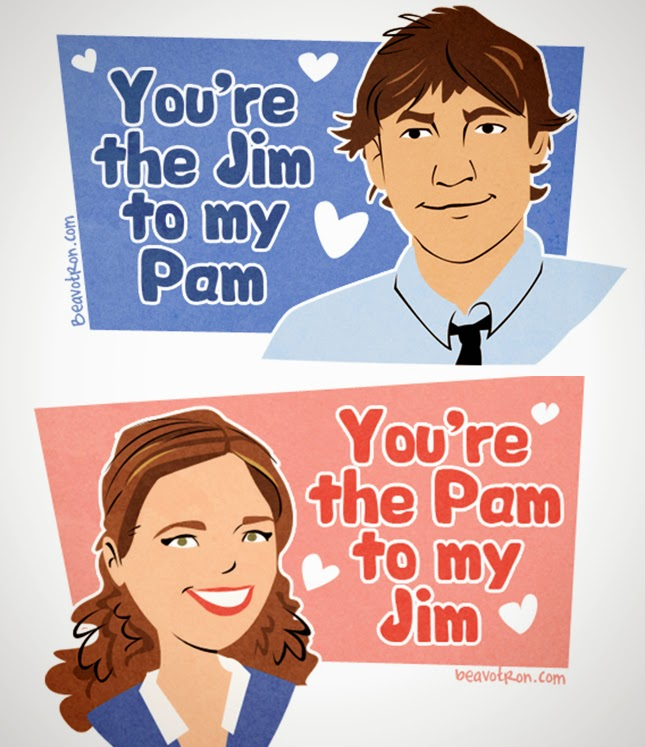 Valentineu0027s Day The Office Memes