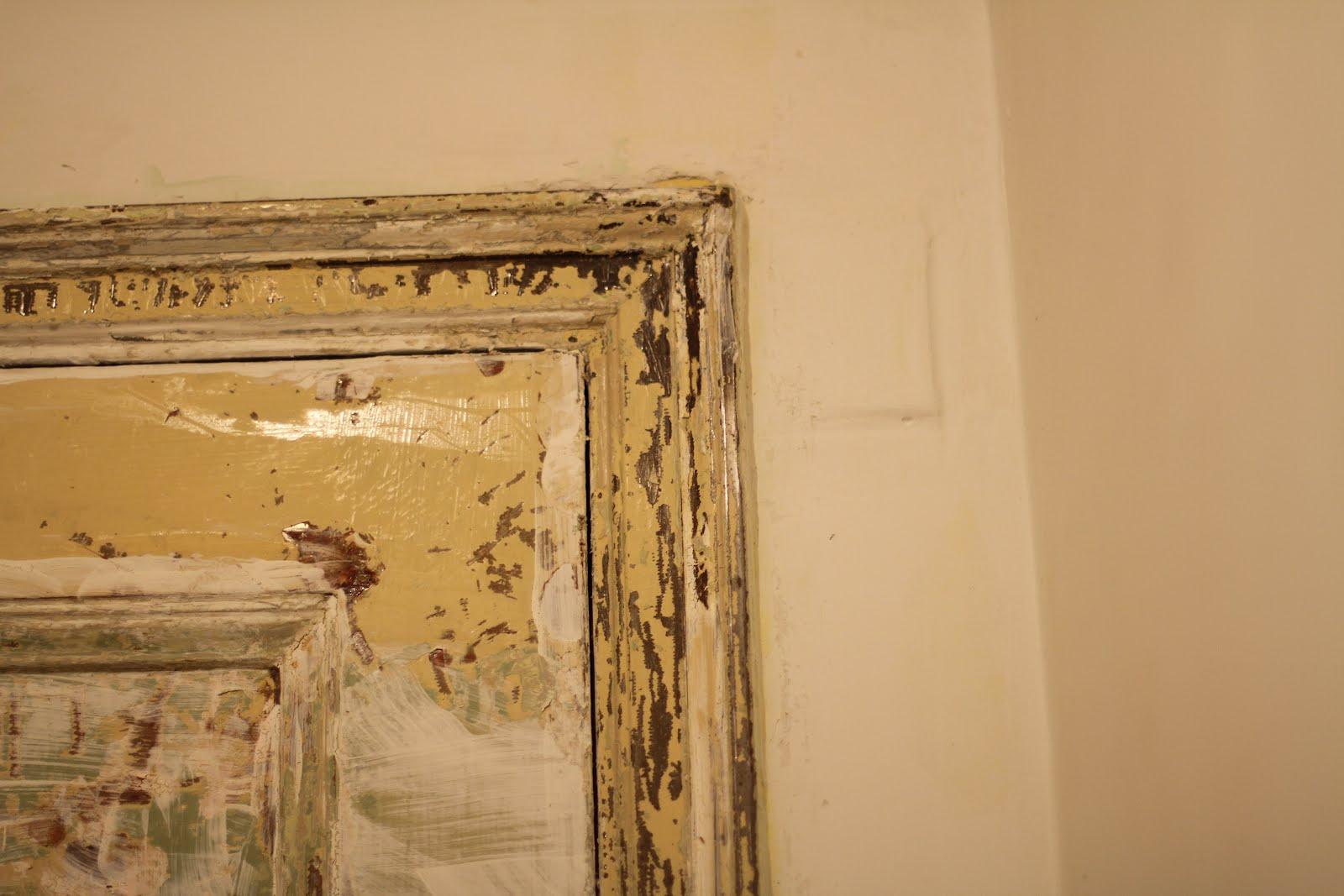delightful painting door frames amazing pictures