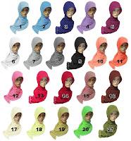 Warna Jilbab Menentukan Kepribadian Wanita