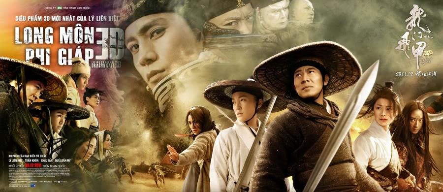 Long Môn Phi Giáp - The Flying Swords of Dragon Gate - 2011
