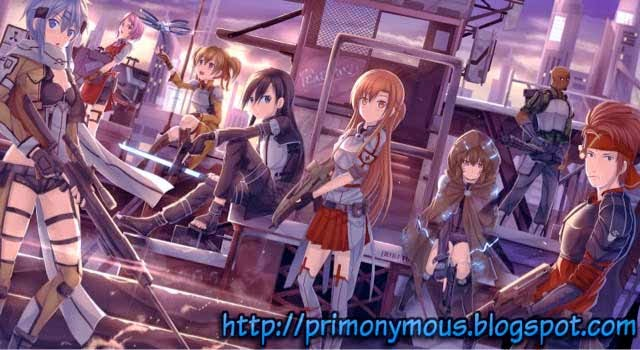 Download OST Sword Art Online Season 2