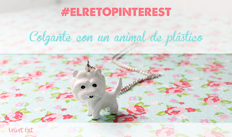 retopinterest collar animal de plástico