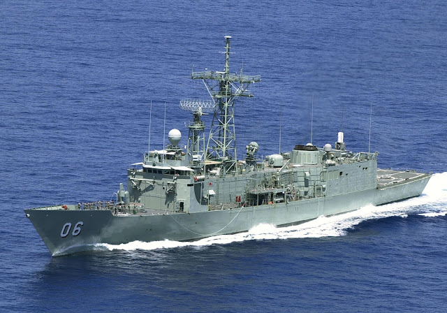 HMAS Newcastle (FFG 06)