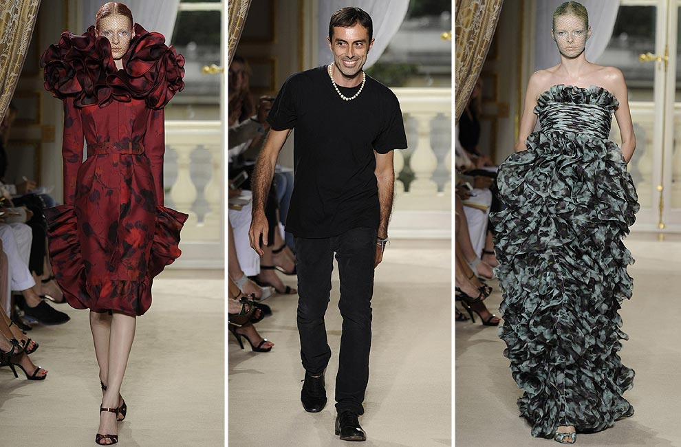 Runway report paris haute couture fashion week for Haute couture designers names