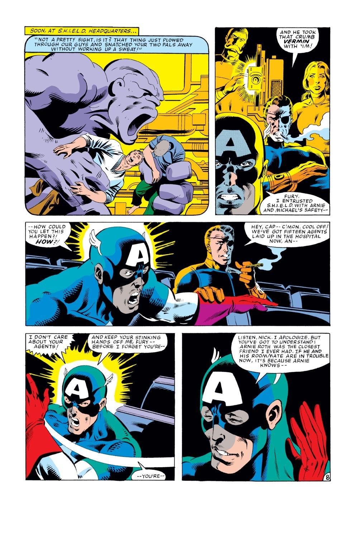 Captain America (1968) Issue #276 #192 - English 9