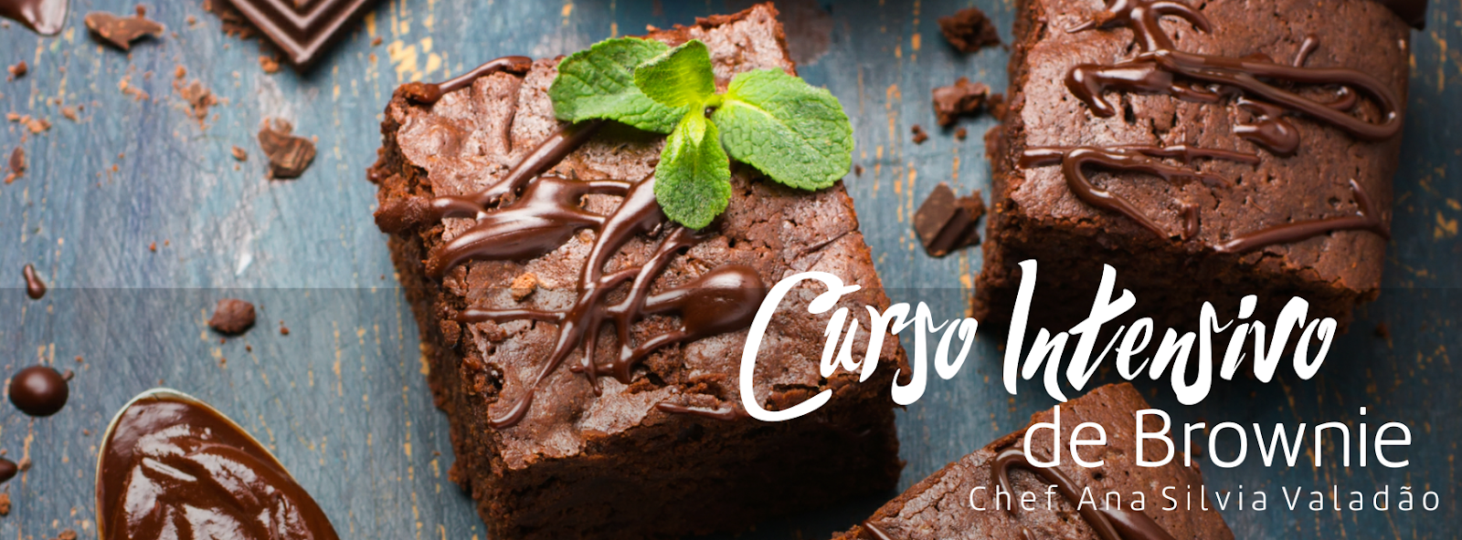 Curso Online Intensivo de Brownies