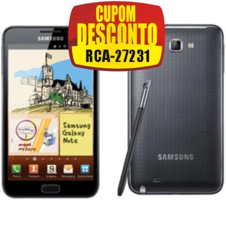 Cupom Efácil - Samsung Galaxy Note 5.3