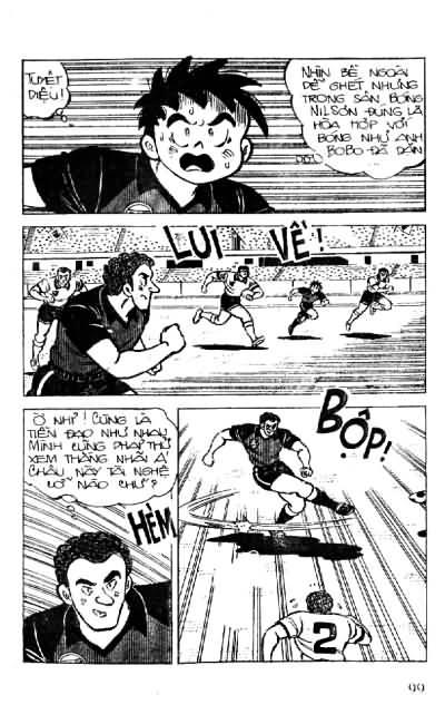 Jindodinho - Đường Dẫn Đến Khung Thành III  Tập 25 page 99 Congtruyen24h