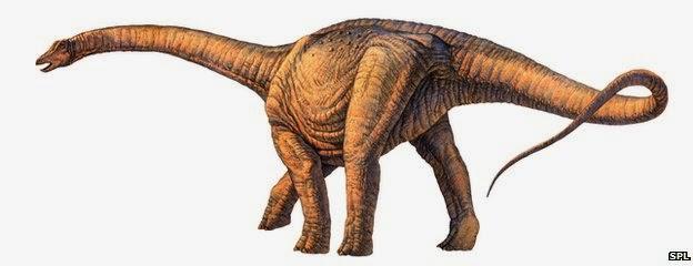 dinosauro più grande mai scoperto