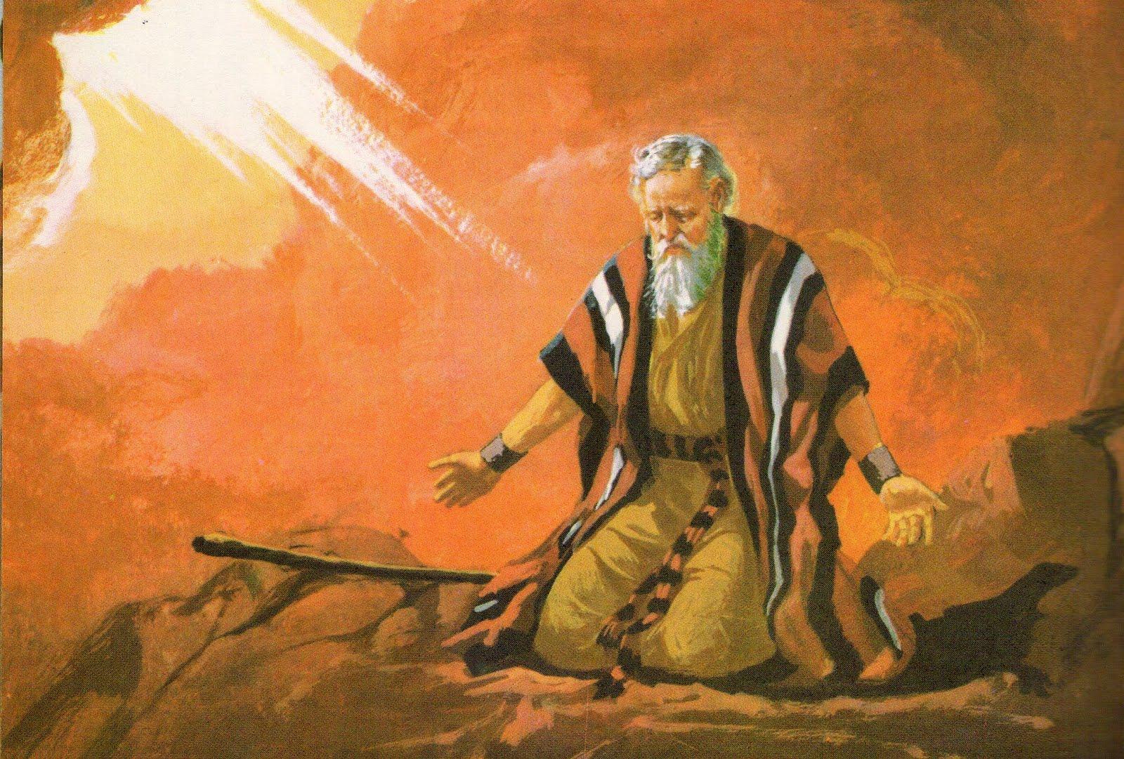 Profeta Moisés