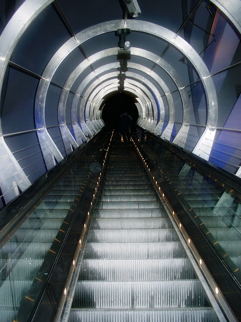 The Tube Undergground