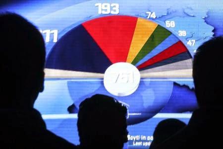 Евроскептики празднуют победу