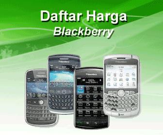 Harga BlackBerry Terbaru
