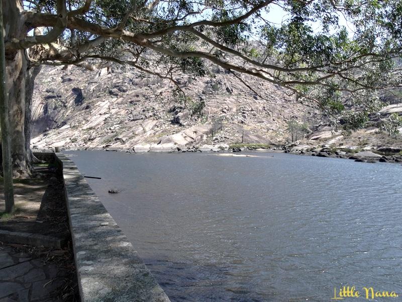 plan con ninos Ezaro cascada ocio infantil turismo