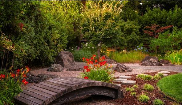 Fotos de jardin jardines de casas de for Fotos de jardines de casas