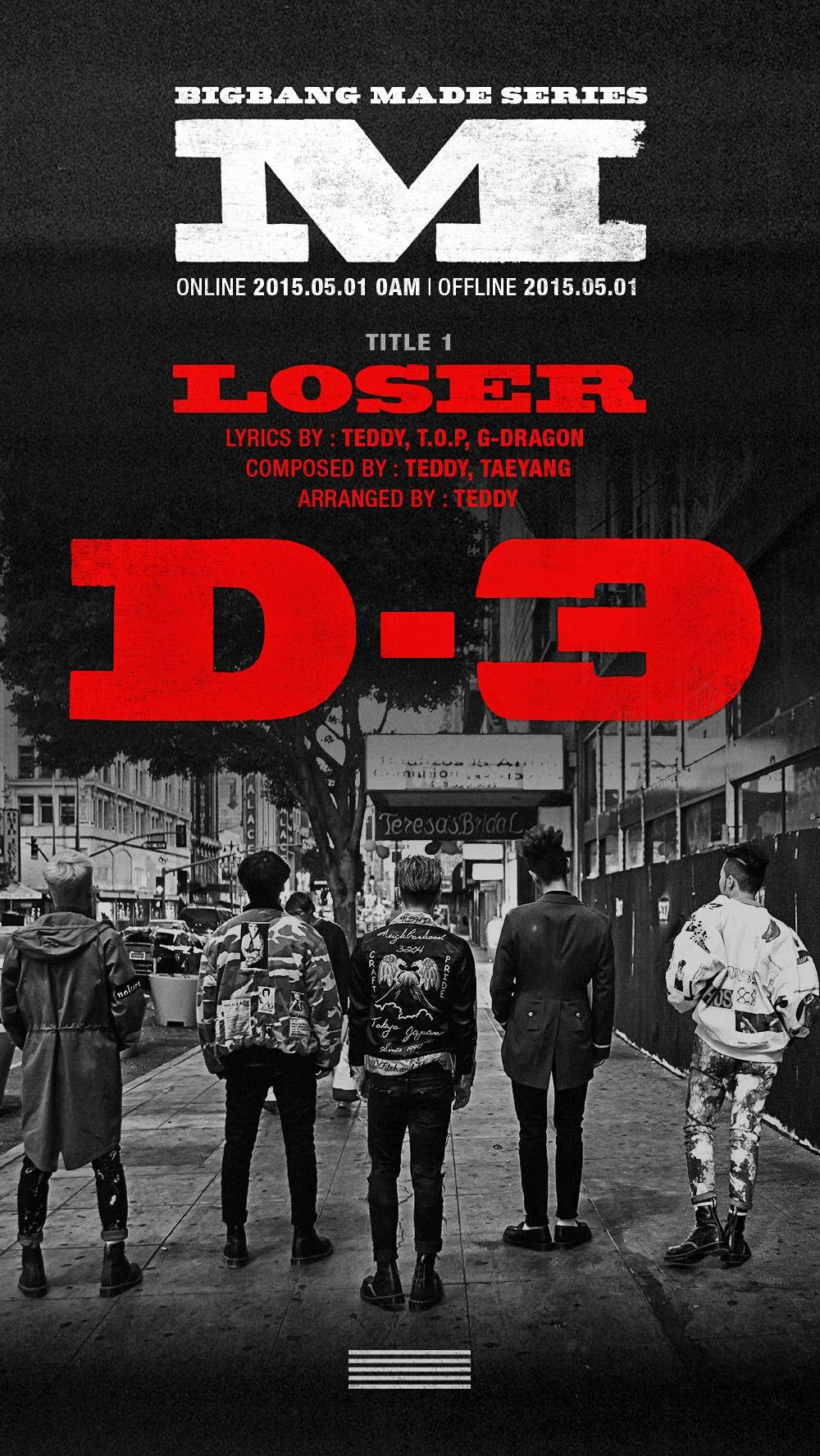 Big Bang Loser Poster