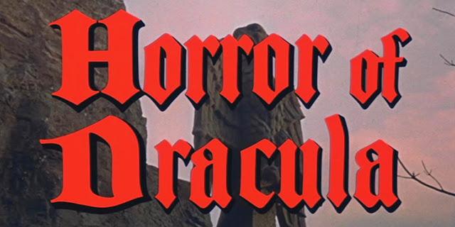 Horror of Dracula - 1958