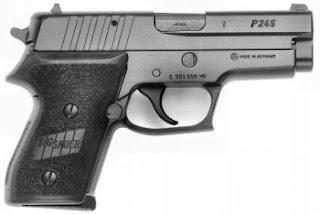 Pistol Sig Sauer P245