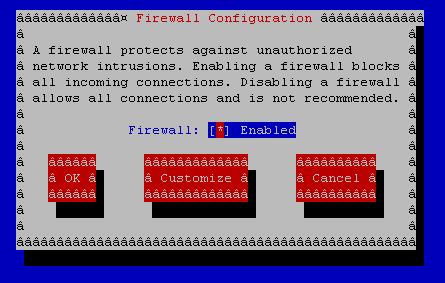 system-config-firewall