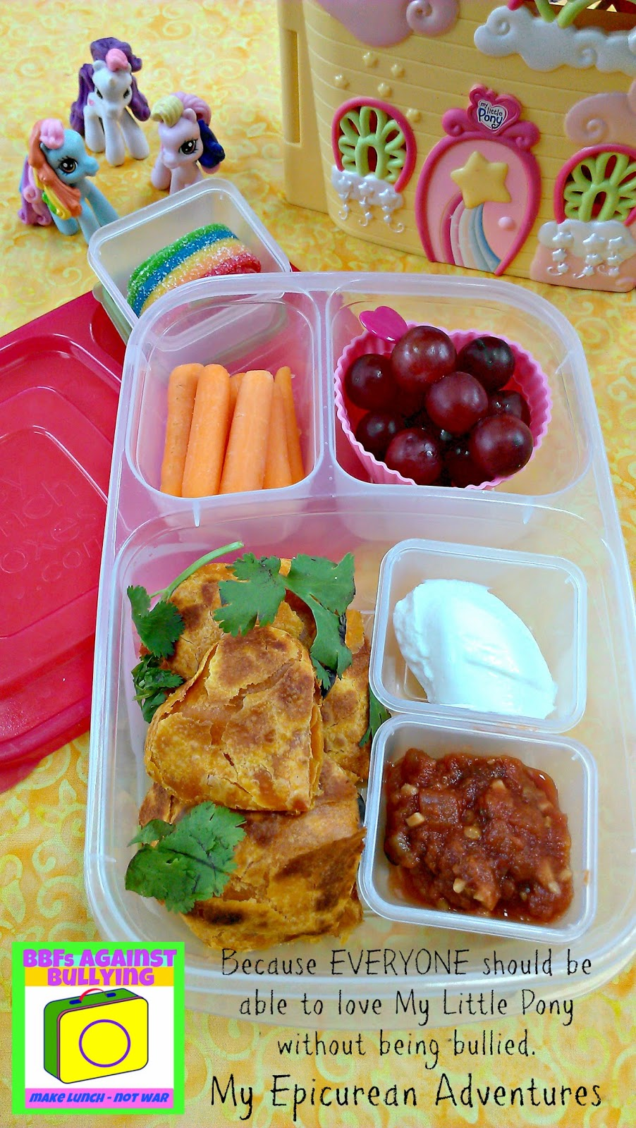 My Epicurean Adventures: Anti-Bullying Blog Hop Lunch in #Easylunchboxes