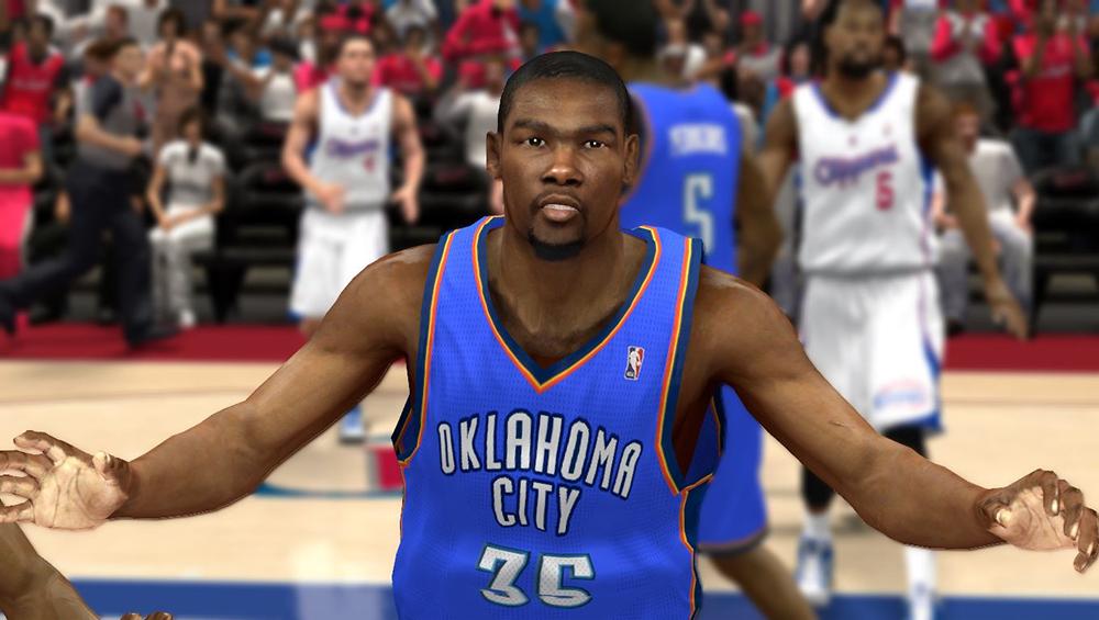 Durantula NBA 2K14