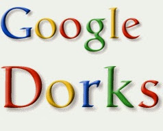 What is Google Dorks Query?