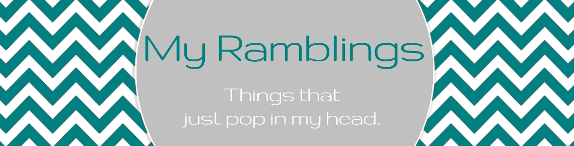 My Ramblings