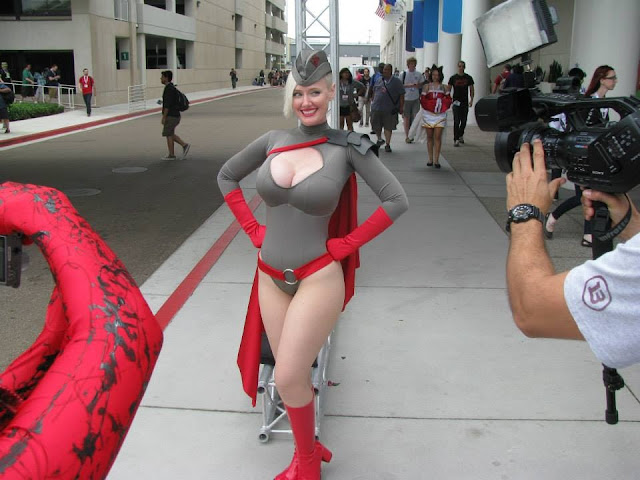 power girl giant tits