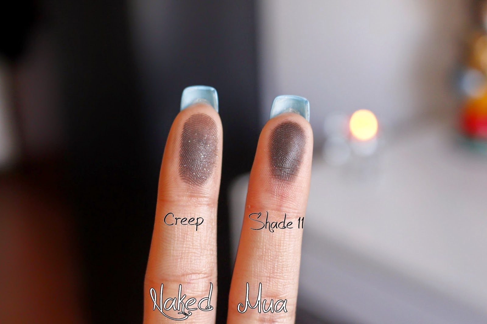 Naked Mua creep shade 11