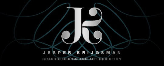 The Art of Jesper Krijgsman: J, &; The Works