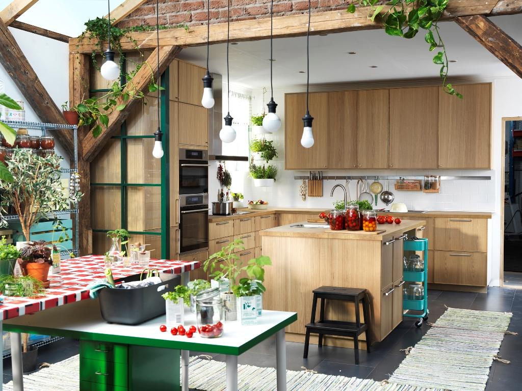 novedades ikea 2016 todo gira entorno a la cocina - Cocinas Americanas Ikea