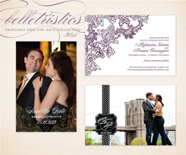 printable diy save the date giveaway belletristics scobey photography