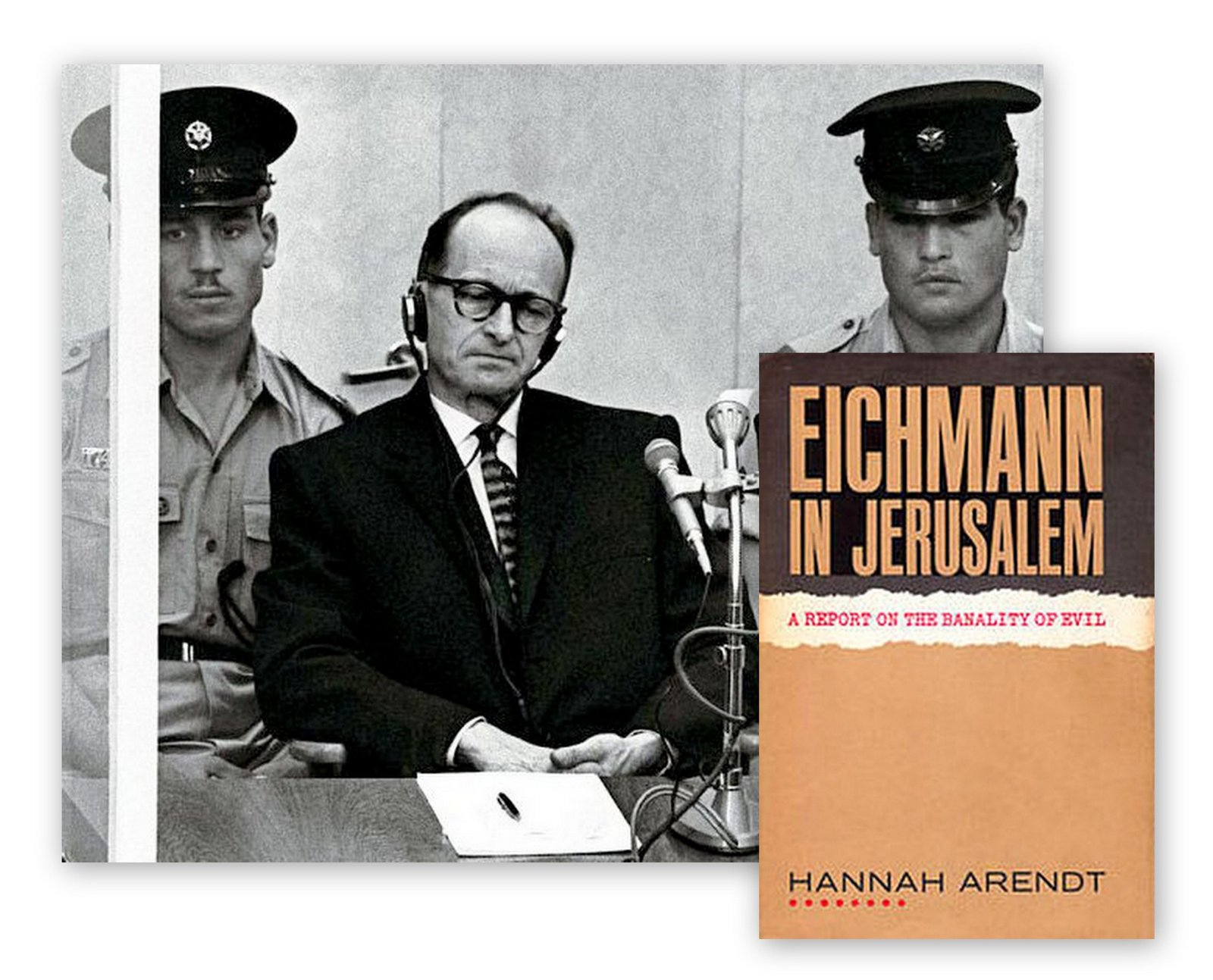 hannah arendt the banality of evil - HD 1600×1293