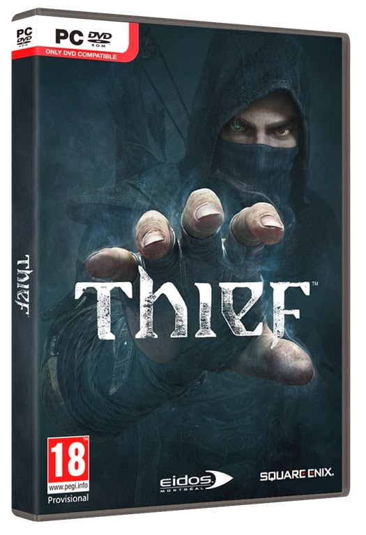 thielf2 Download   Jogo Thief RELOADED PC (2014)