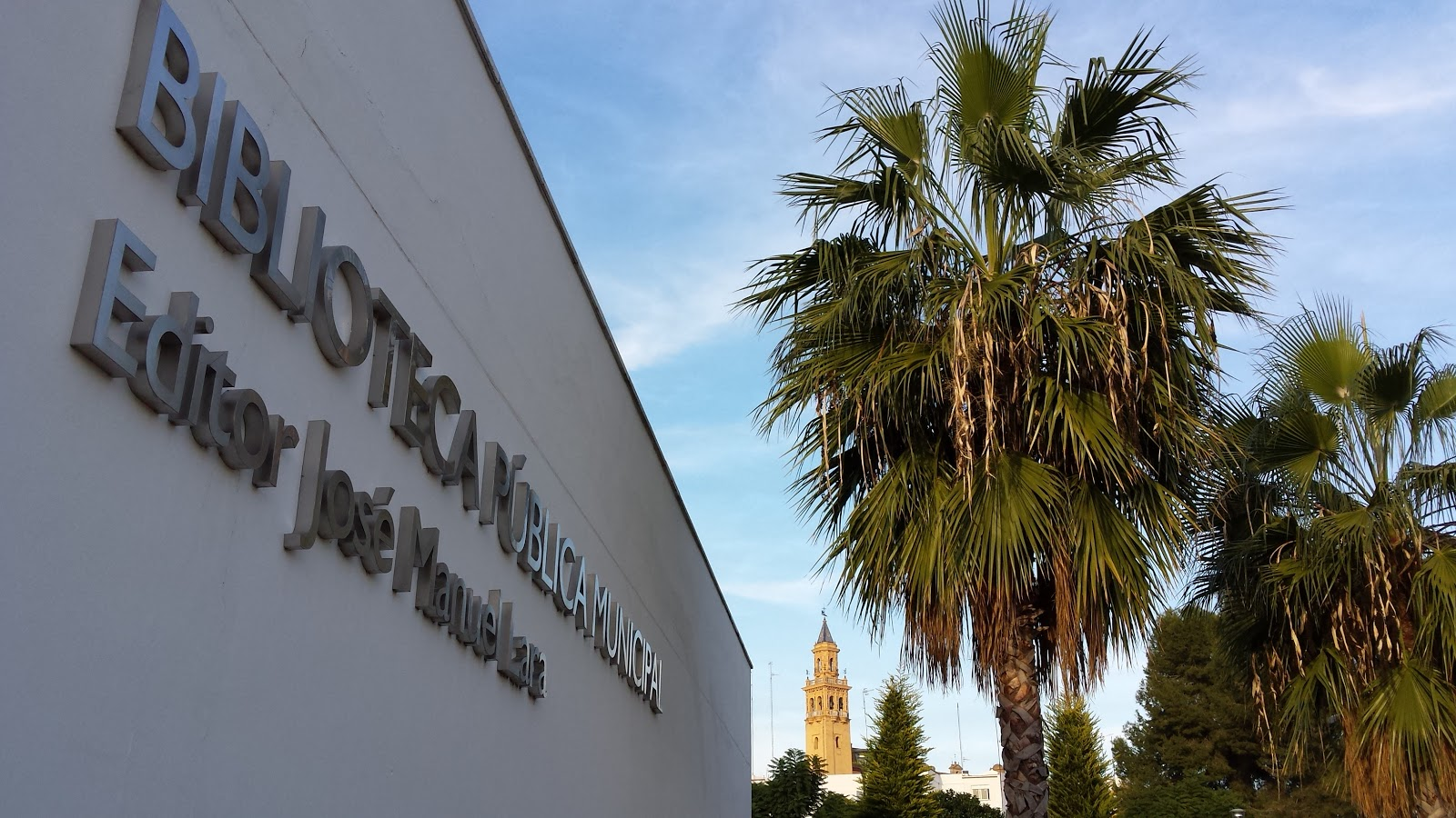Exposición permanente en la Biblioteca José Manuel Lara