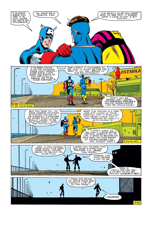 Captain America (1968) Issue #309 #237 - English 23