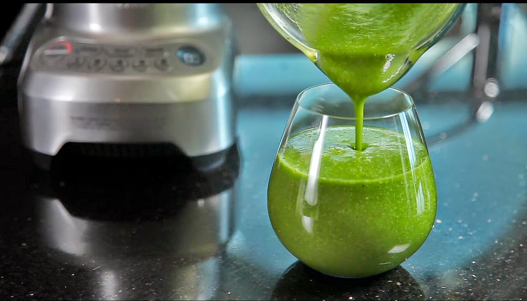 Green Smoothie Juice Recipe from Breville by Breville USA