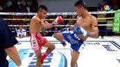 วิดีโอคลิปมวยไทย ชนะมาร พี.เค.แสนชัยมวยไทยยิม พบกับ ยอดเพชร แป๋งกองปราบ (ศึกมวยไทย 7 สี วันอาทิตย์ที่ 26 กรกฏาคม 2558)(คู่แรก)