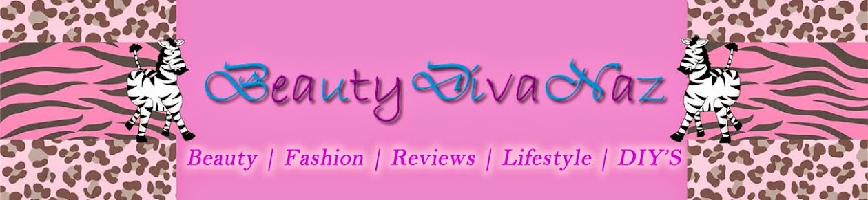 BeautyDivaNaz Review and Beauty blog!