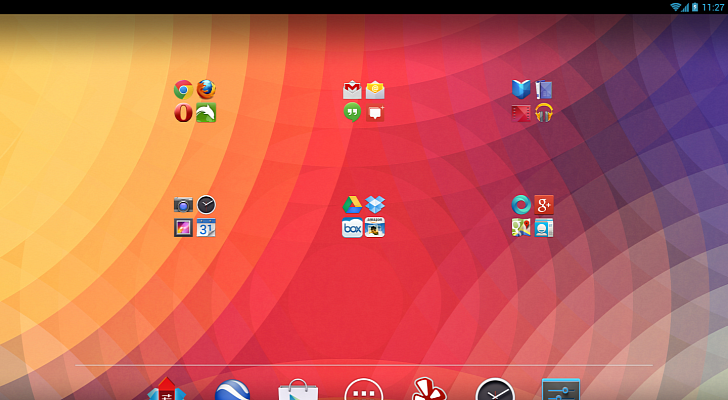 Nova Launcher For Android Tablet PC