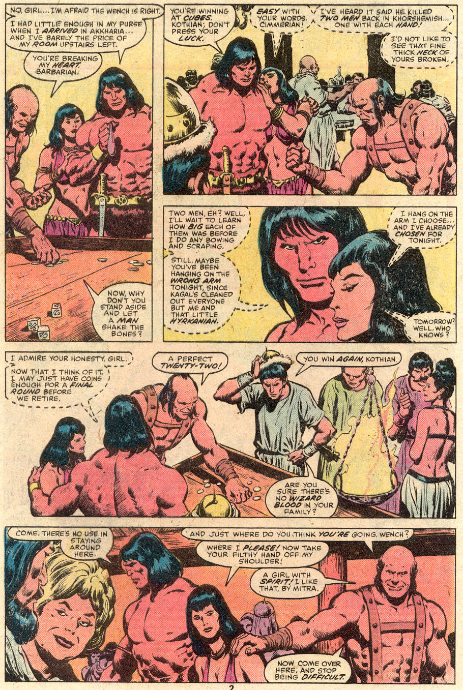 Conan the Barbarian (1970) Issue #114 #126 - English 3